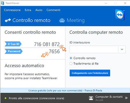 download Assistenza Remota RAM