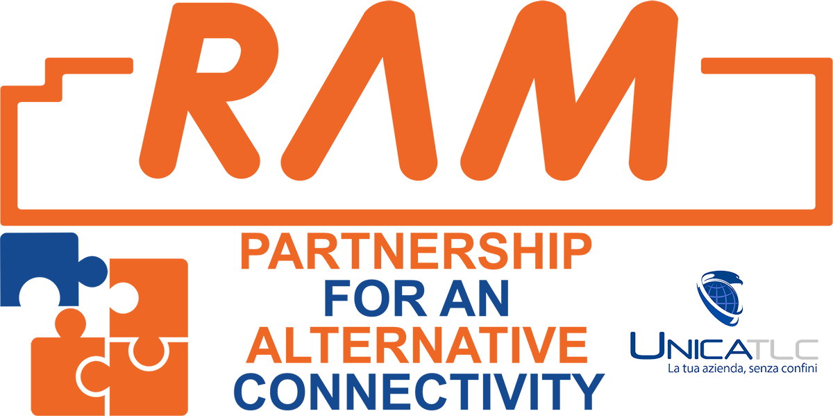 RAM & UnicaTLC partnership for an alternative connectivity