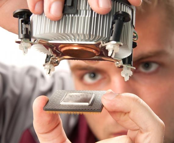 Sostituzione CPU